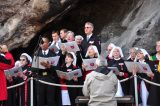 2011 Lourdes Pilgrimage - Grotto Mass (32/103)