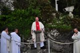 2011 Lourdes Pilgrimage - Grotto Mass (38/103)