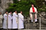 2011 Lourdes Pilgrimage - Grotto Mass (39/103)