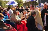 2011 Lourdes Pilgrimage - Grotto Mass (52/103)