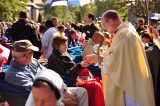 2011 Lourdes Pilgrimage - Grotto Mass (53/103)