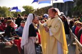 2011 Lourdes Pilgrimage - Grotto Mass (54/103)
