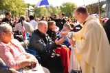 2011 Lourdes Pilgrimage - Grotto Mass (55/103)