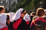 2011 Lourdes Pilgrimage - Grotto Mass (73/103)