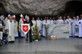 2011 Lourdes Pilgrimage - Grotto Mass (85/103)