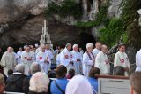 2011 Lourdes Pilgrimage - Grotto Mass (88/103)