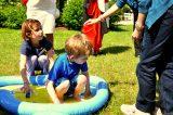 2011 Lourdes Pilgrimage - Kids Picnic (6/17)