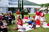 2011 Lourdes Pilgrimage - Kids Picnic (16/17)