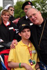 2011 Lourdes Pilgrimage - Random People Pictures (113/128)
