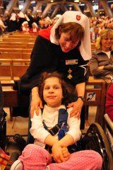 2011 Lourdes Pilgrimage - Sunday Mass (4/49)