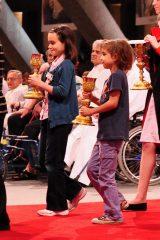 2011 Lourdes Pilgrimage - Sunday Mass (34/49)