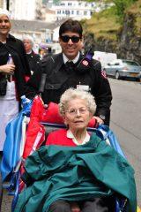 2011 Lourdes Pilgrimage - Upper Basilica Mass (2/67)