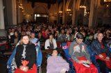 2011 Lourdes Pilgrimage - Upper Basilica Mass (13/67)