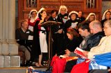 2011 Lourdes Pilgrimage - Upper Basilica Mass (26/67)