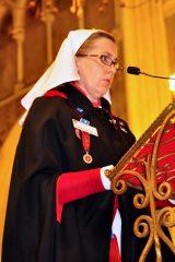 2011 Lourdes Pilgrimage - Upper Basilica Mass (27/67)