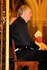 2011 Lourdes Pilgrimage - Upper Basilica Mass (28/67)