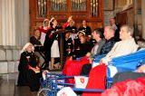 2011 Lourdes Pilgrimage - Upper Basilica Mass (30/67)