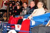 2011 Lourdes Pilgrimage - Upper Basilica Mass (34/67)