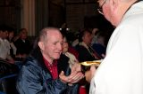 2011 Lourdes Pilgrimage - Upper Basilica Mass (40/67)