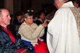 2011 Lourdes Pilgrimage - Upper Basilica Mass (41/67)
