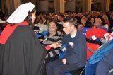 2011 Lourdes Pilgrimage - Upper Basilica Mass (47/67)