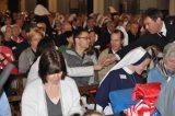 2011 Lourdes Pilgrimage - Upper Basilica Mass (55/67)