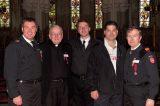 2011 Lourdes Pilgrimage - Upper Basilica Mass (57/67)