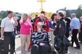 2011 Lourdes Pilgrimage - Upper Basilica Mass (58/67)