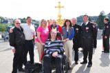 2011 Lourdes Pilgrimage - Upper Basilica Mass (60/67)