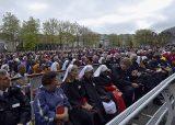 2013 Lourdes Pilgrimage - SATURDAY TRI MASS GROTTO (10/140)