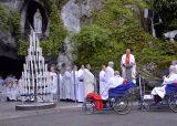 2013 Lourdes Pilgrimage - SATURDAY TRI MASS GROTTO (13/140)