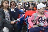 2013 Lourdes Pilgrimage - SATURDAY TRI MASS GROTTO (32/140)