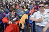 2013 Lourdes Pilgrimage - SATURDAY TRI MASS GROTTO (33/140)