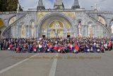 2013 Lourdes Pilgrimage - SATURDAY TRI MASS GROTTO (42/140)