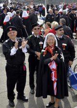 2013 Lourdes Pilgrimage - SATURDAY TRI MASS GROTTO (48/140)