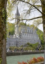 2013 Lourdes Pilgrimage - SATURDAY TRI MASS GROTTO (51/140)