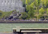 2013 Lourdes Pilgrimage - SATURDAY TRI MASS GROTTO (53/140)