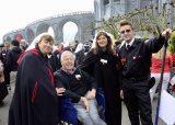2013 Lourdes Pilgrimage - SATURDAY TRI MASS GROTTO (54/140)