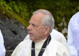2013 Lourdes Pilgrimage - SATURDAY TRI MASS GROTTO (66/140)