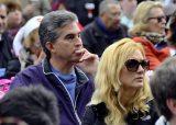 2013 Lourdes Pilgrimage - SATURDAY TRI MASS GROTTO (78/140)