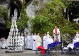2013 Lourdes Pilgrimage - SATURDAY TRI MASS GROTTO (81/140)
