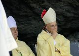 2013 Lourdes Pilgrimage - SATURDAY TRI MASS GROTTO (85/140)