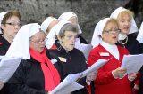 2013 Lourdes Pilgrimage - SATURDAY TRI MASS GROTTO (87/140)