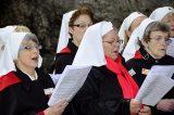2013 Lourdes Pilgrimage - SATURDAY TRI MASS GROTTO (90/140)