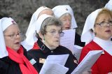 2013 Lourdes Pilgrimage - SATURDAY TRI MASS GROTTO (91/140)