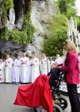 2013 Lourdes Pilgrimage - SATURDAY TRI MASS GROTTO (102/140)