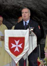 2013 Lourdes Pilgrimage - SATURDAY TRI MASS GROTTO (105/140)