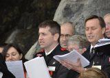 2013 Lourdes Pilgrimage - SATURDAY TRI MASS GROTTO (107/140)