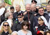 2013 Lourdes Pilgrimage - SATURDAY TRI MASS GROTTO (110/140)
