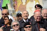 2013 Lourdes Pilgrimage - SATURDAY TRI MASS GROTTO (111/140)